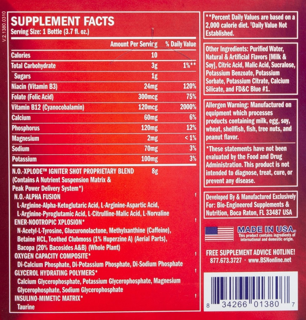 BSN-Supplement-facts-