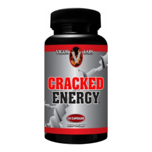 Vigor Labs Cracked Energy 30 capsule_supplementcentral