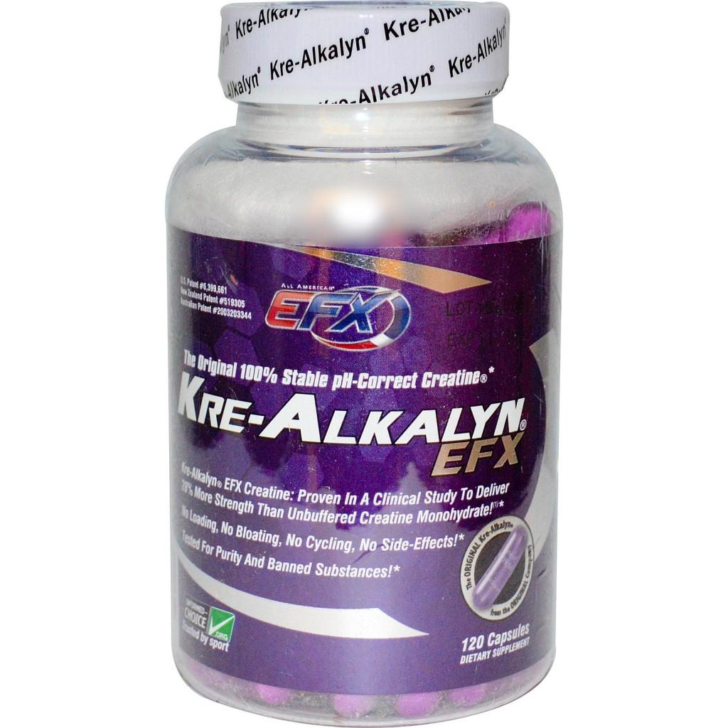 All American Kre-Alkalyn EFX Review   Best Pre Workout ...